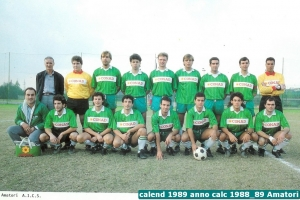 Stagione 1988-1989