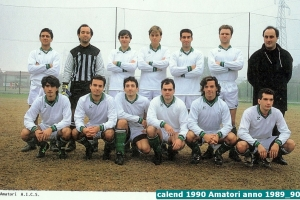Stagione 1989-1990